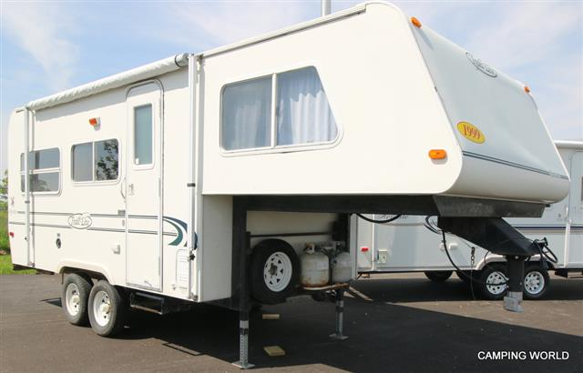 Used 1999 R-Vision Trail Lite BANTAM Fifth Wheel For Sale