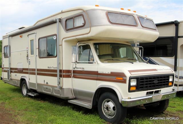 1985 Mobile Traveler Mobile Traveler