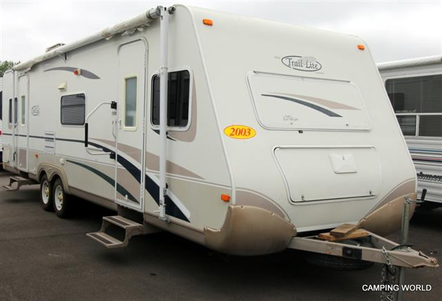 Used 2004 R-Vision Trail Lite 8306S Travel Trailer For Sale