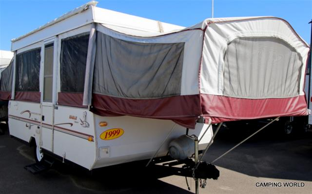 Used 1999 Jayco Eagle 12UDK Pop Up For Sale