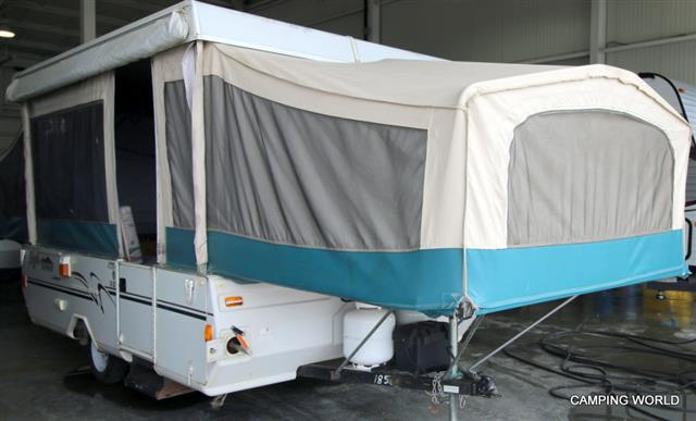 Used 2002 Jayco Eagle M-10SG Pop Up For Sale