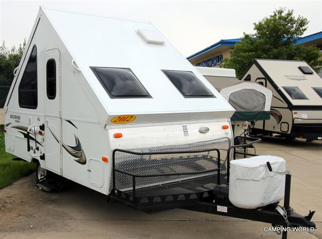 Used 2013 Forest River Rockwood M-122A BH Travel Trailer For Sale