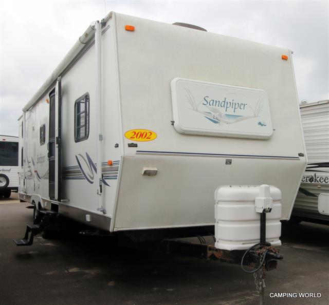 Used 2002 Sandpiper Sandpiper 30BHSS Travel Trailer For Sale