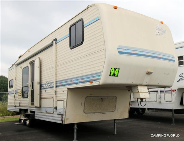 Used 1994 Alfa See Ya 32RKLS Fifth Wheel For Sale