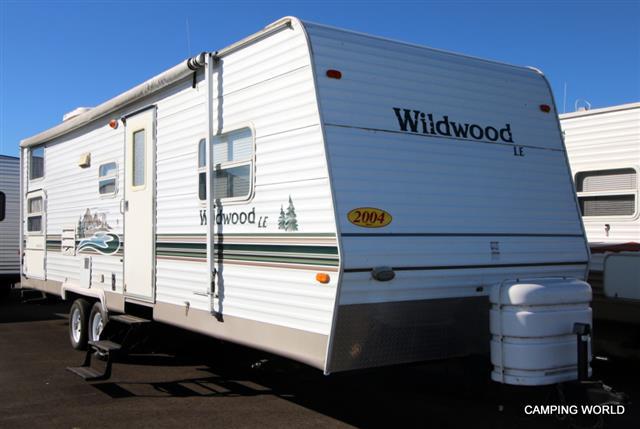 2004 Wildwood Rv Wildwood