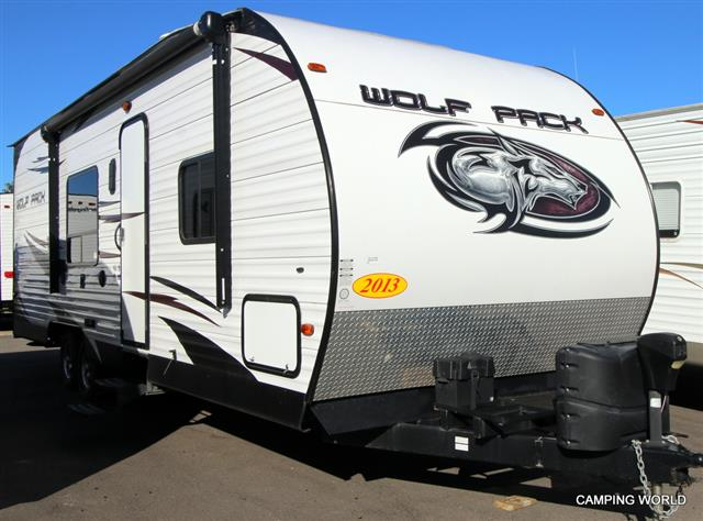 Used 2013 Cherokee Cherokee 27WP Travel Trailer Toyhauler For Sale