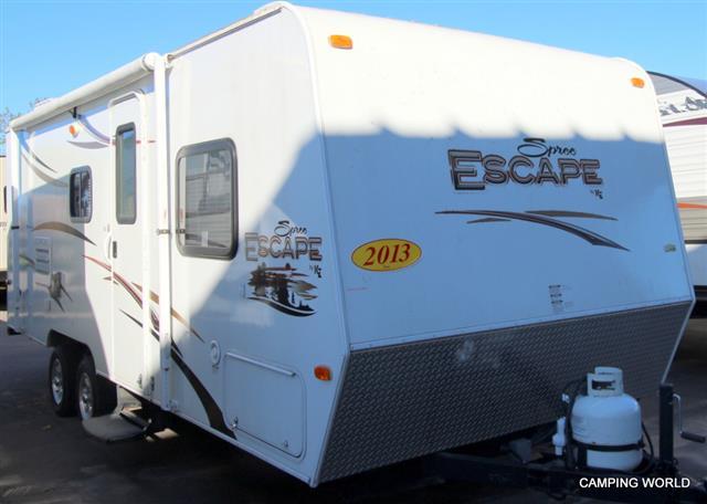 2013 K-Z ESCAPE