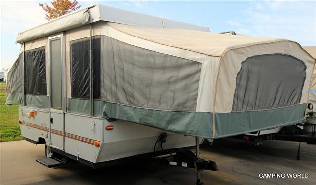 Used 1999 Jayco Qwest QWEST 10 Pop Up For Sale