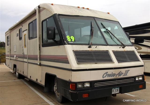 Used 1989 Georgie Boy CRUISE AIRE III 3095 Class A - Gas For Sale