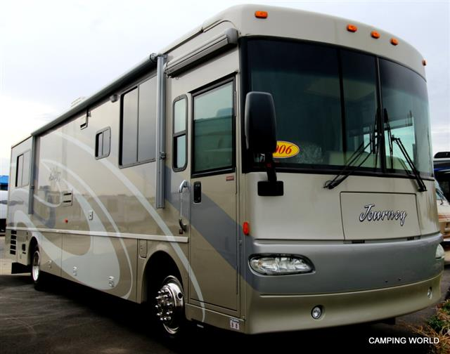 Used 2006 Winnebago Journey M-36G Class A - Diesel For Sale