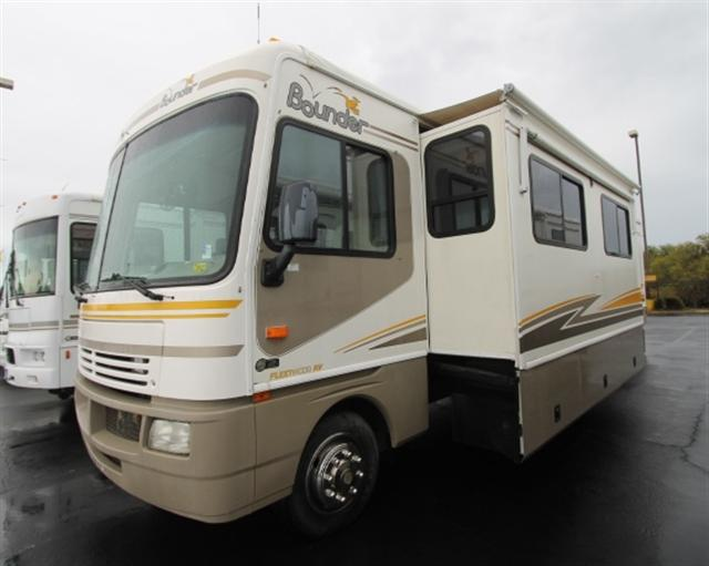 Buy a Used Fleetwood Bounder in Lake Park, GA.