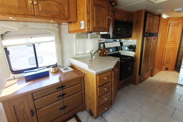 used class a rv with bunk beds 3
