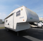 Used 2002 Keystone Cougar 276 EFS Fifth Wheel For Sale