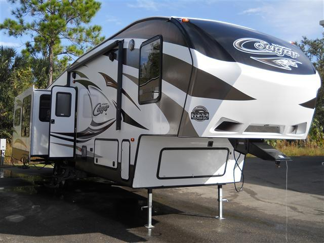 Buy a New Keystone Cougar in Lake Park, GA.
