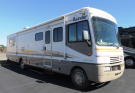 Used 2003 Fleetwood Bounder 36D Class A - Gas For Sale