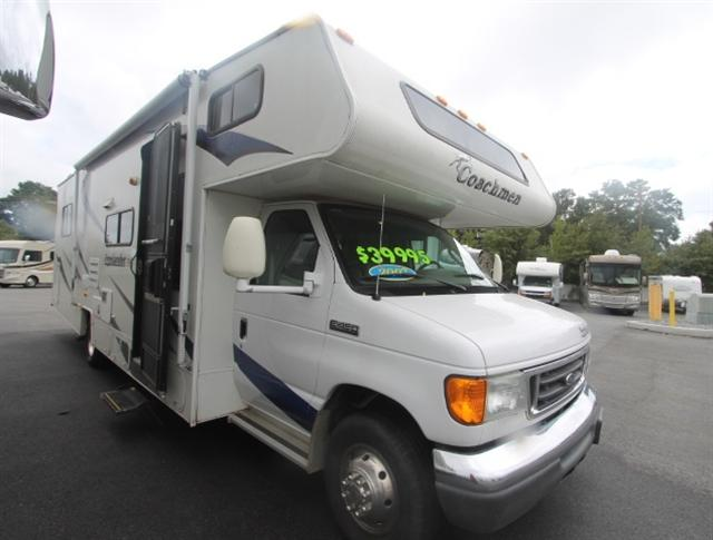Buy a Used Coachmen Freelander in Lake Park, GA.