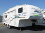 Used 2006 Forest River Wildcat 27RLWB Fifth Wheel For Sale