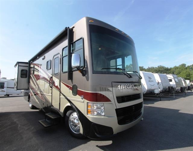 Used 2014 Tiffin Allegro 31SA Class A - Gas For Sale