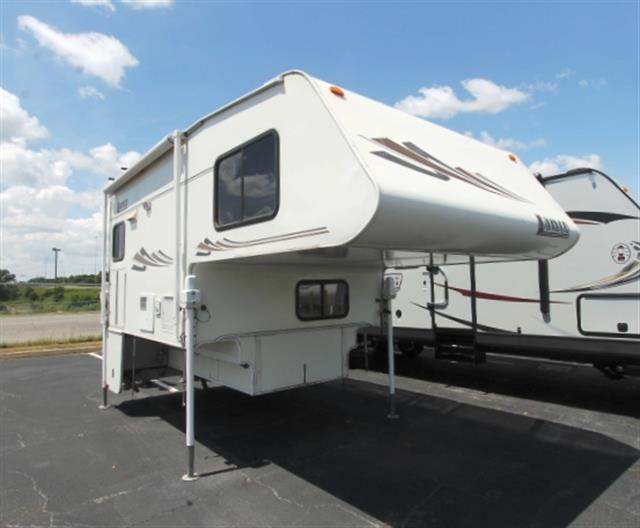 Used 2005 Lance Lance 881 Truck Camper For Sale