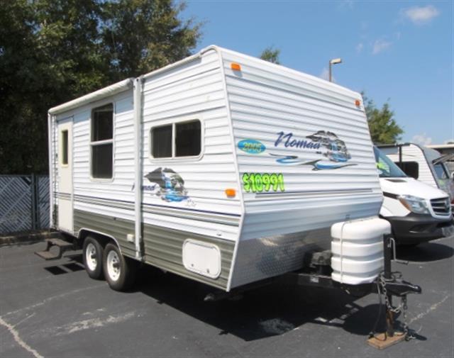 Used 2005 Skyline Nomad 170 Travel Trailer For Sale