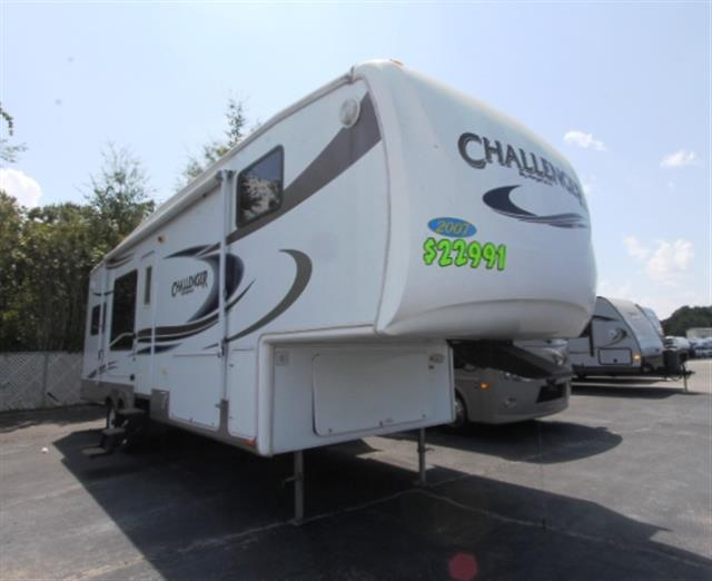 2007 Keystone Challenger