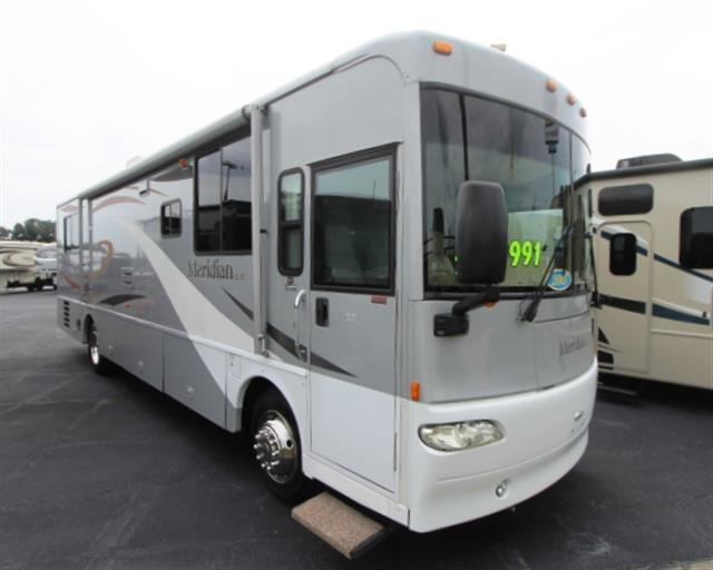 Used 2007 Itasca Meridian 36SG Class A - Diesel For Sale