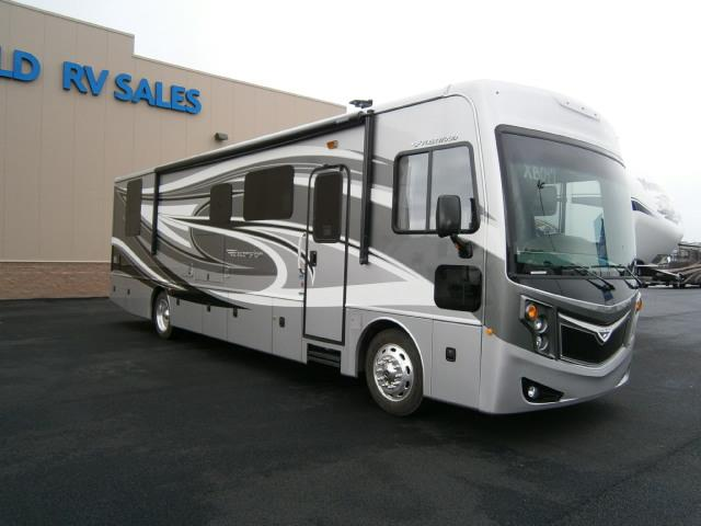 Buy a New Fleetwood Excursion in Coburg, OR.