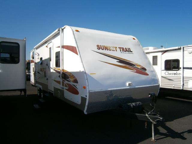 Used 2007 Crossroads Sunset Trail