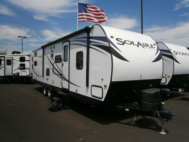 2014 Forest River SOLAIRE 7