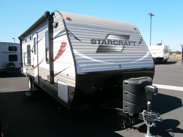 New 2015 Starcraft AUTUMN RIDGE 278BH Travel Trailer For Sale