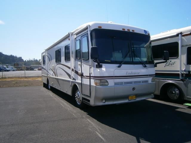 Buy a Used Holiday Rambler Endeavor in Coburg, OR.