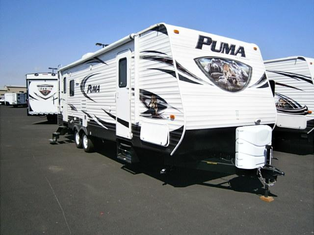 2014 Forest River Puma