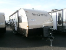 New 2015 Forest River Grey Wolf 23QB Travel Trailer For Sale