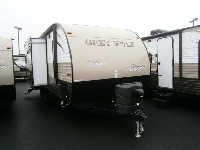 New 2015 Forest River Grey Wolf 24RB Travel Trailer For Sale
