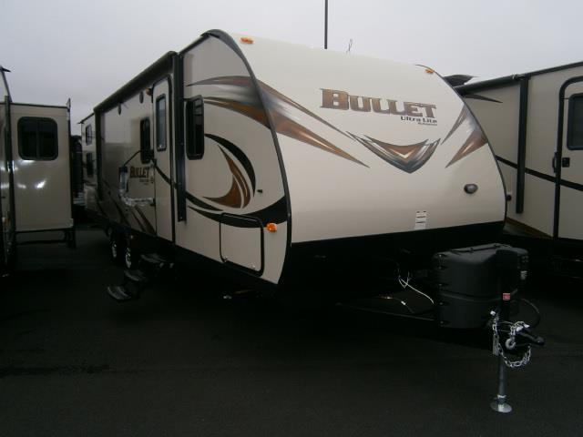 New 2015 Keystone Bullet 287QBSWE Travel Trailer For Sale