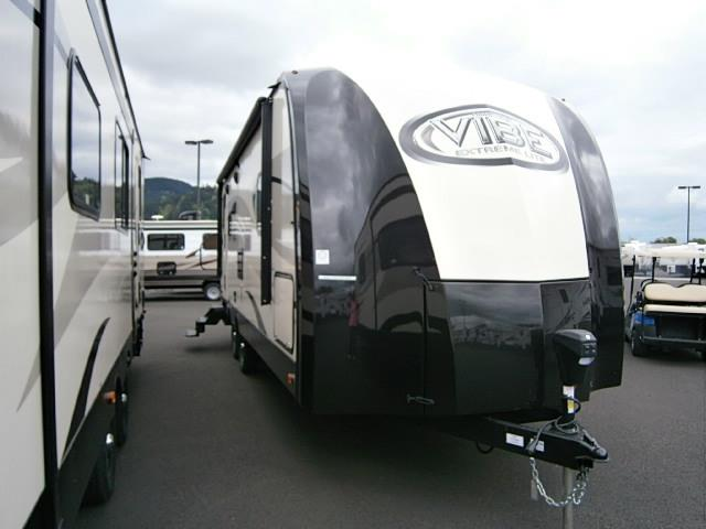 New 2016 Forest River VIBE 221RBS Travel Trailer For Sale