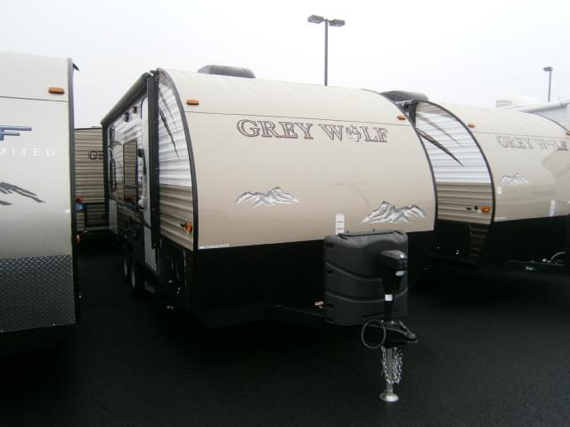 New 2015 Forest River Grey Wolf 17BH Travel Trailer For Sale