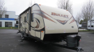 New 2015 Keystone Bullet 251RBSWE Travel Trailer For Sale