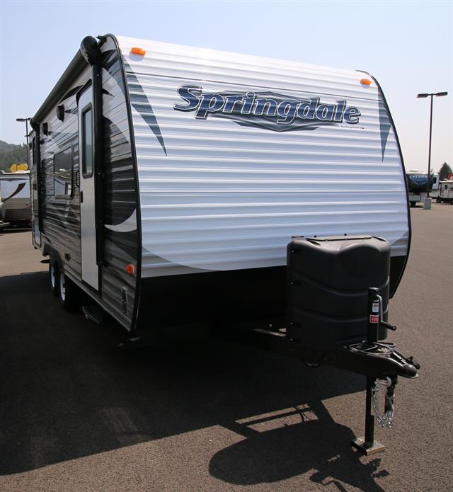 New 2016 Keystone Springdale 189FLWE Travel Trailer For Sale