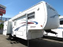 Used 2002 Keystone Sprinter 282FWLRS Fifth Wheel For Sale