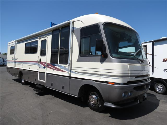 Buy a Used Fleetwood Pace Arrow in Fresno, CA.