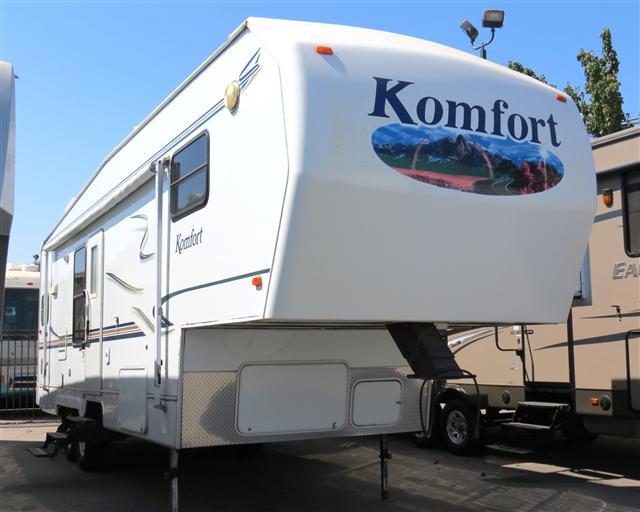 2003 Thor Komfort