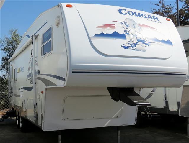 Buy a Used Keystone Cougar in Fresno, CA.