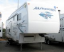 Used 2006 Holiday Rambler Alumascape 30RK Fifth Wheel For Sale