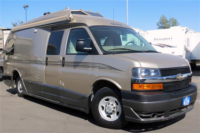 Buy a Used Roadtrek Roadtrek in Fresno, CA.