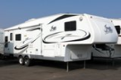 Used 2007 Thor Jazz 2760RL Fifth Wheel For Sale