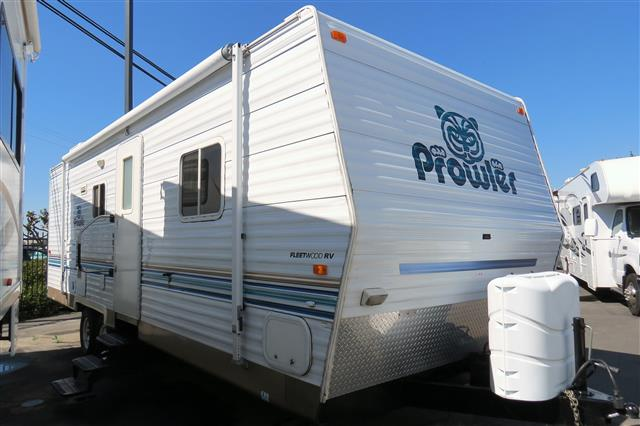 Used 2002 Fleetwood Prowler 27H Travel Trailer For Sale