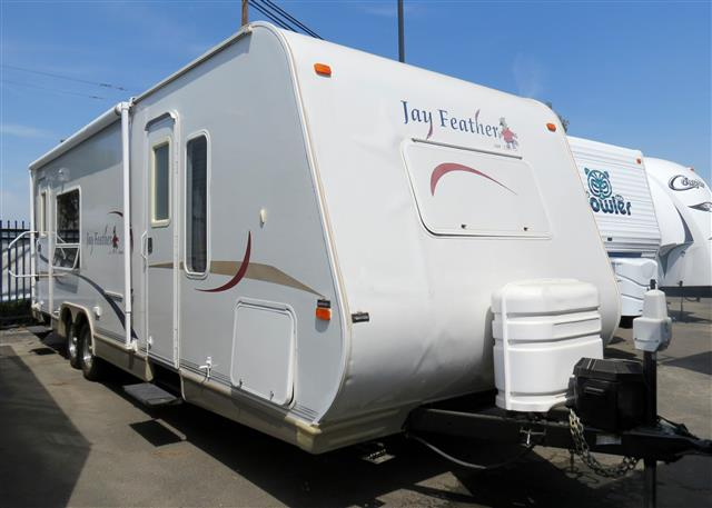 Used 2006 Jayco Jay Feather 25-Z Travel Trailer For Sale