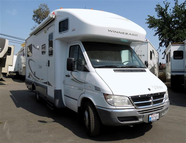 Used 2007 Winnebago View 23J Class B For Sale