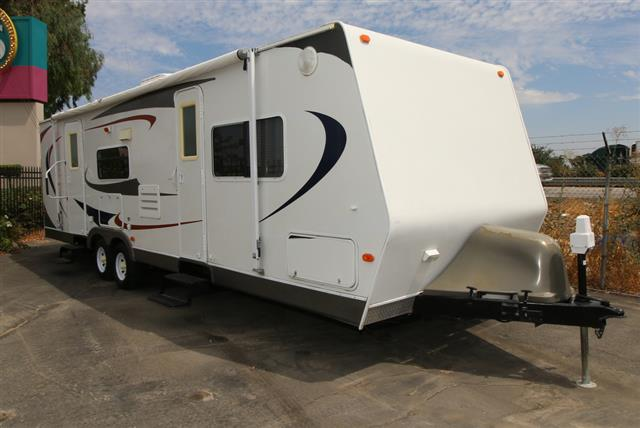 Used 2008 R-Vision R-VISION 25BH Travel Trailer For Sale
